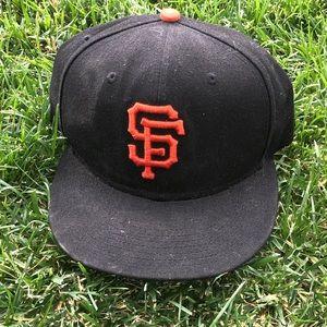San Francisco Giants New Era cap sz 7 1/2